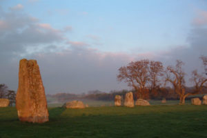 Long Meg stone circle, Little Salkeld © NPAP/Paul Frodsham