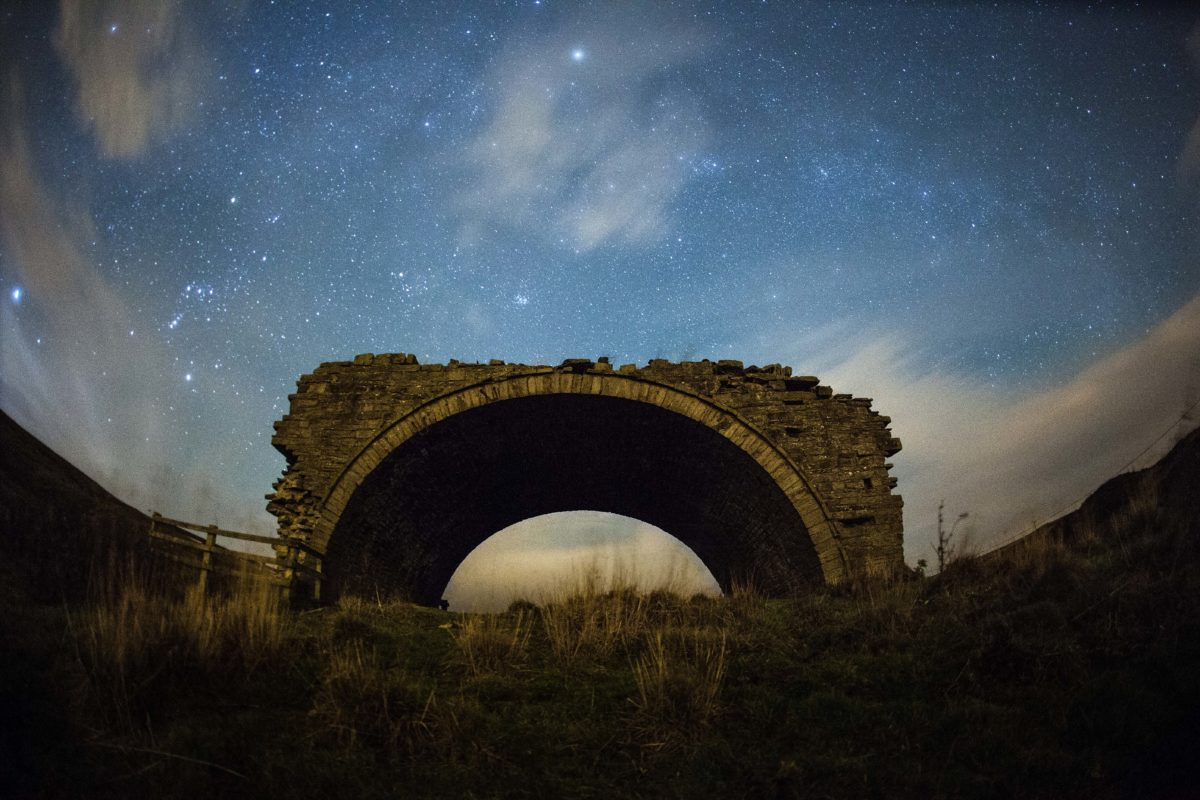 Rookhope Arch by Cain Scrimgeour
