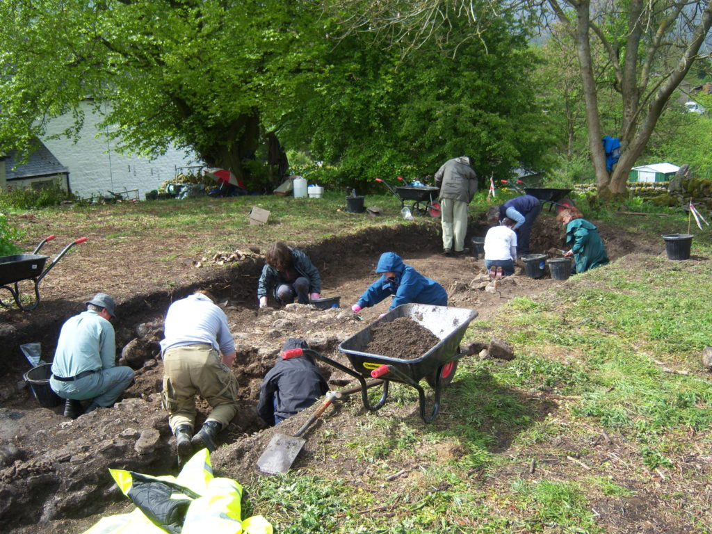 Altogether Archaeology fieldwork image