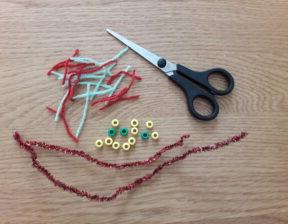 How to make a crafty crinoid