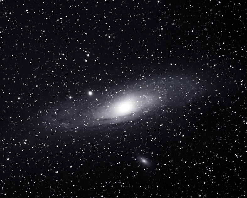 Andromeda 2012