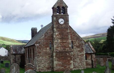 Photo of Croglin church