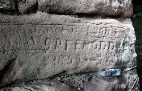 Image of carving on stone