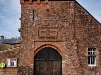 Restoring the Watson Institute, Castle Carrock image