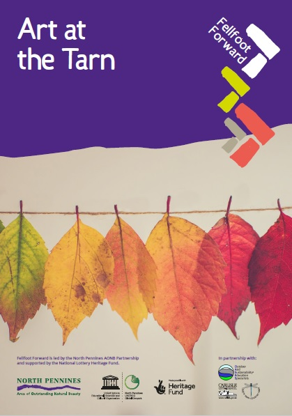 Image of cover of Art at the Tarn education resource