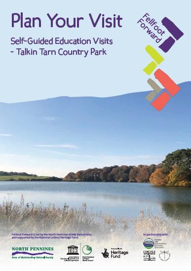 Image of Plan Your visit resource for Talkin Tarn