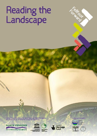 Image of cover of Reading the Landscape educational resource