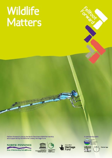 Image of cover of Wildlife Matters educational resource