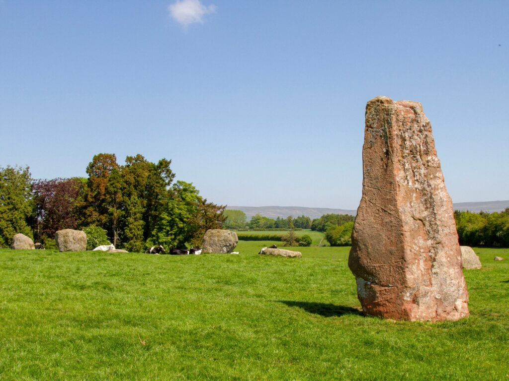 Event: Long Meg and her daughters image