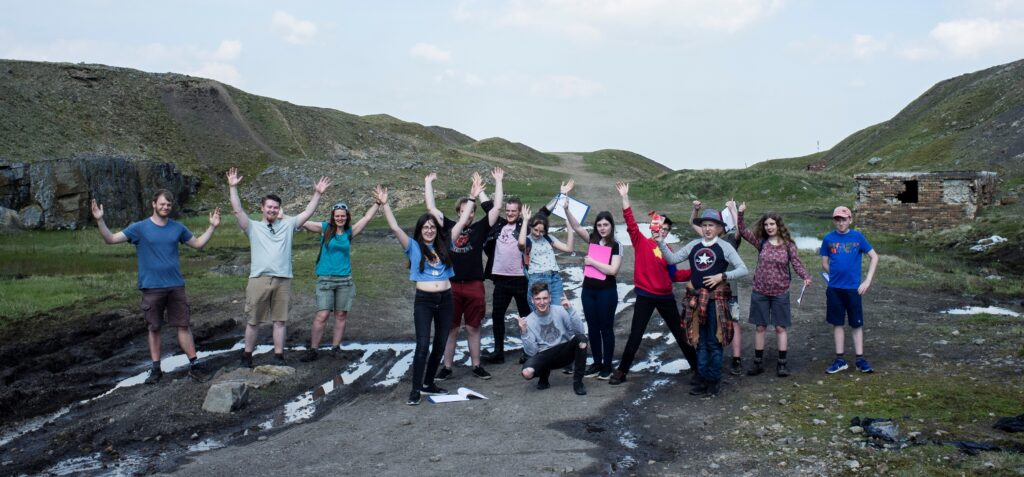 Inspired by the North Pennines - youth film project image